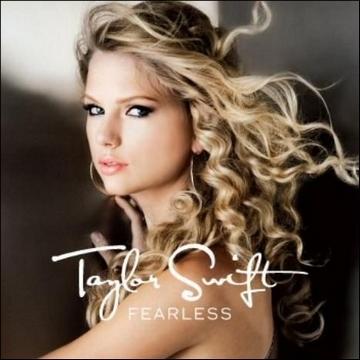 Taylor swift : Fearless!
