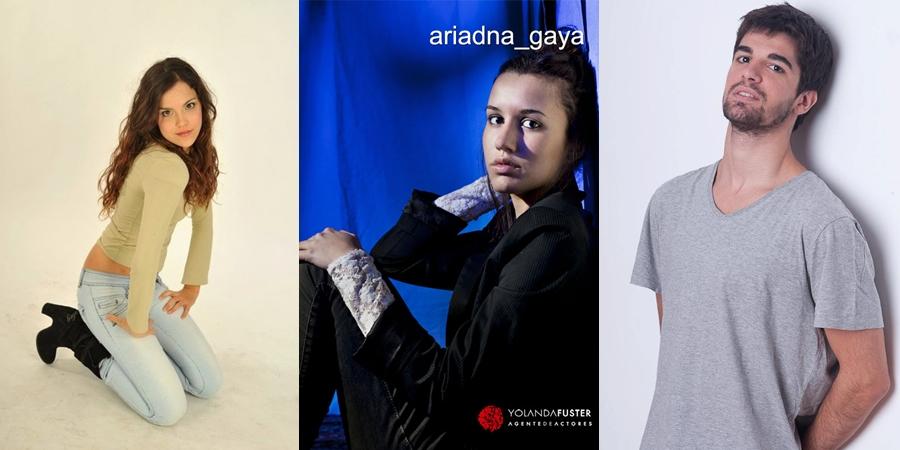 ariadna gaya se incorpora a la serie