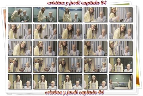 cristina y jordi capitulo 04 pulseras rojas