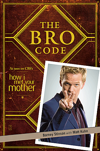 the bro code Read \the bro code\ online and meet other bros sharing your passion for the bro code and barney stinson.