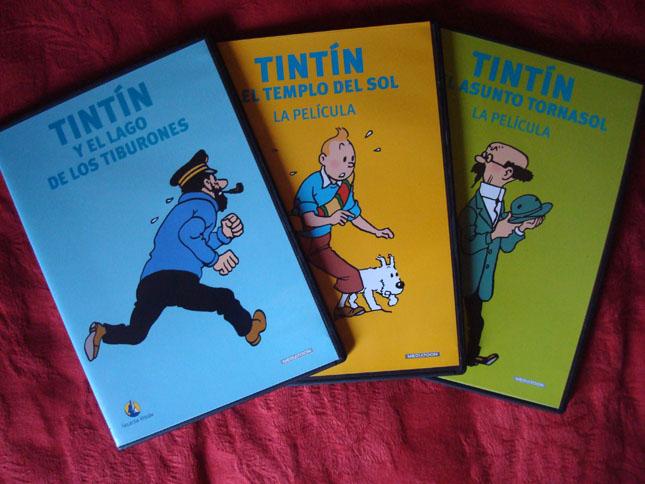 Foro Hablemos de Disney - Las aventuras de Tintin (Cómics