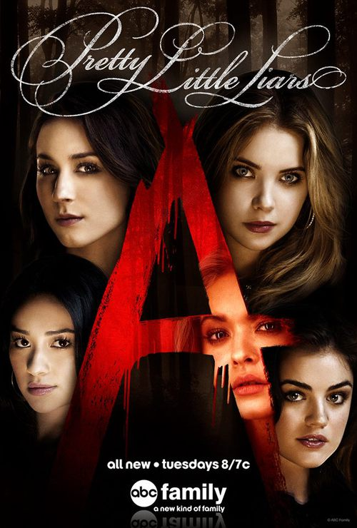 'Pretty Little Liars' - Nuevo poster 5ª temporada