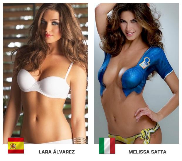 ESPAÑA VS ITALIA  FINAL DE LA EUROCOPA 2012