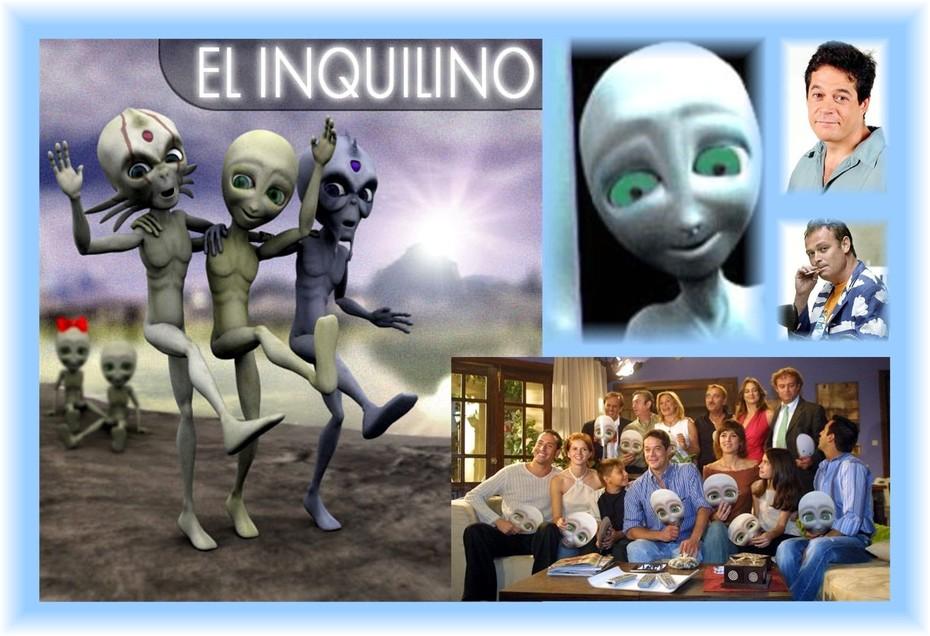 El Inquilino. Antena 3 (2004)