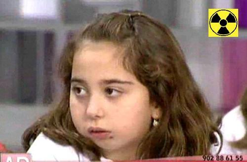 Andre�ta, la hija de Bel�n Esteban