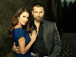 Rafael Amaya & Marlene Favela protagonizan El Señor de los ...