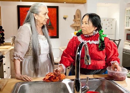 Primeras escenas de la telenovela Corazón Indomable