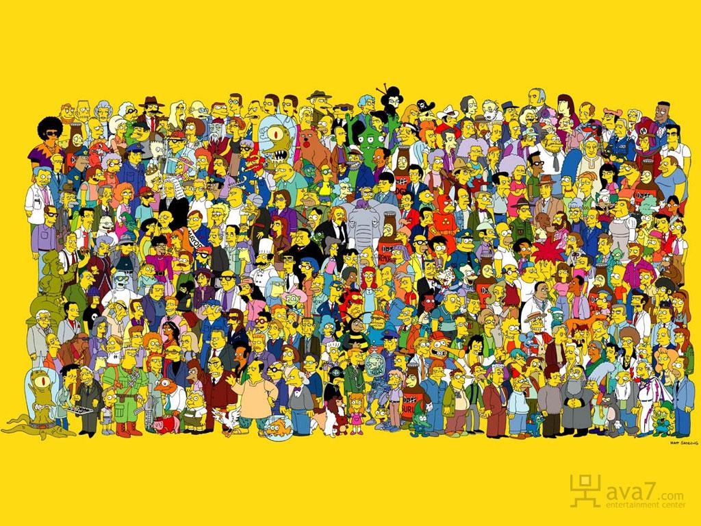 Supermegapost- 100 cosas interesantes sobre Los simpsons !