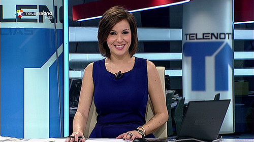 Elena Argando�a - Primera Hora - Telemadrid