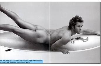 Ryan kwanten fotos desnuda