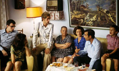 El retorno del fugitivo(La familia reunida)