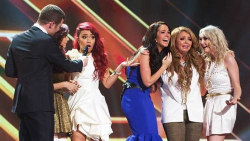 Little Mix Ganadoras de The X Factor 2011