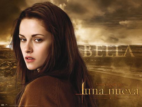 Luna Nueva -Bella Swam ( Kristen Stewart )