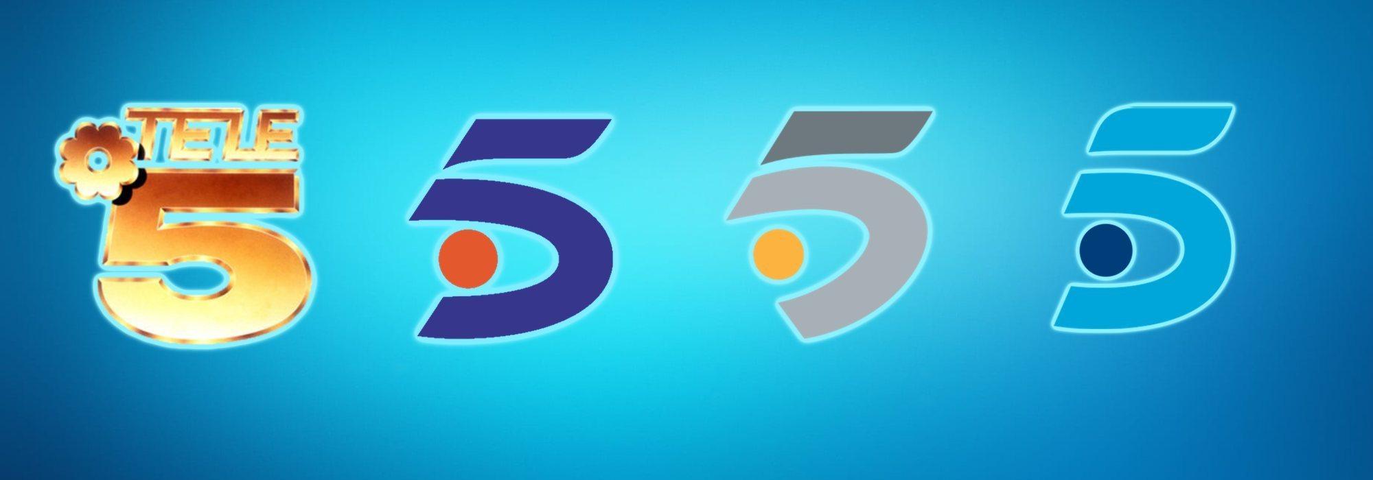 Telecinco cumple 30 años: sus logotipos nos cuentan la historia y evolución de la cadena