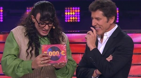'Tu cara me suena 8': Jorge González gana la Gala 8 con su imitación de Betty, la fea
