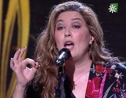 "Estrella Morente vuelve a dar un mensaje protaurino antes de cantar ""Volver"" tras la polémica en 'OT 2020'"