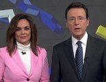 'Antena 3 noticias' (15,4%) sigue creciendo y saca un punto a 'Informativos Telecinco' (14,4%)