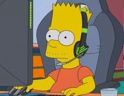 'Los Simpson' lidera en la sobremesa y 'La que se avecina' en el prime time