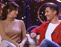 Gianmarco Onestini niega en 'Sálvame' haberse sentido atraído por Elena, la madre de Adara