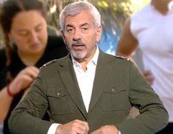 """El toque de Carlos Sobera a Oriana y Carmen Gahona en 'Supervivientes': """"No os necesitaremos si seguís así"""""""