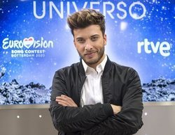 Eurovisión 2020: Blas Cantó viaja a Ámsterdam para grabar su postal como representante de España