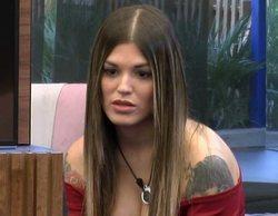 La impactante imagen de la cara de Nuria Martínez tras un reacción alérgica por un melocotón