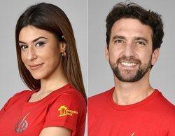 Bea Retamal y Antonio Pavón, concursantes desterrados en 'Supervivientes 2020'