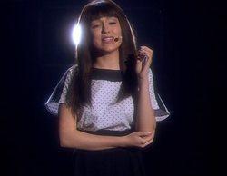 'Tu cara me suena': Así ha sido la actuación de María Parrado con mensaje de Zahara