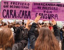 """""""Qué sabrá Neruda"""", de Javy ('OT 2020'), presente en las pancartas feministas del 8M"""