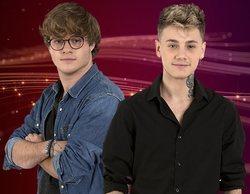'OT 2020': Gèrard y Hugo, concursantes nominados de la Gala 8