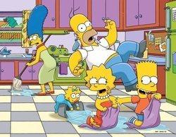 'Los Simpson' (3,9%) lidera la jornada, seguido de dos capítulos de 'La que se avecina' (3,1% y 2,8%)