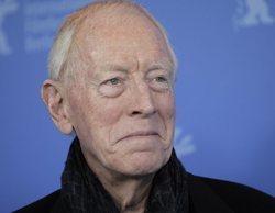 Muere Max von Sydow, icono del cine y Cuervo de tres ojos de 'Juego de Tronos', a los 90 años