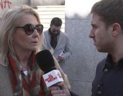 Las polémicas declaraciones sobre agresiones sexuales de una simpatizante de VOX en 'El intermedio'