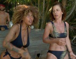 """Yiya y Vicky Larraz, enfrentadas en 'Supervivientes 2020': """"Yo no soy buena ni soy vuestra hermana"""""""