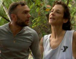 """Cristian estalla contra Elena por un comentario sobre Maite Galdeano: """"Eres una mala pécora y una bruja"""""""