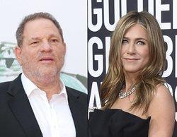 """El controvertido email de Harvey Weinstein sobre Jennifer Aniston: """"Alguien debería matarla"""""""