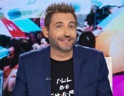 Frank Blanco ultima su fichaje por Telemadrid para presentar el nuevo 'Madroño' con Carmen Alcayde