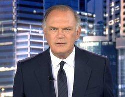 Telecinco sustituye 'El Tirón' por sus informativos, sin la presencia de Pedro Piqueras