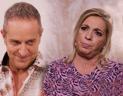 Víctor Sandoval y Carmen Borrego viven una tensa bronca en 'Ven a cenar conmigo: Gourmet Edition'