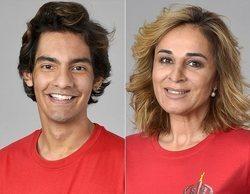 'Supervivientes 2020': Alejandro Reyes y Ana María Aldón, concursantes desterrados en la Gala 4
