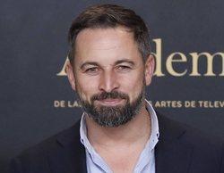 Santiago Abascal, líder de Vox, da positivo en coronavirus