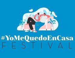 Nace el Festival #YoMeQuedoEnCasa, con conciertos en redes de decenas de artistas por el coronavirus