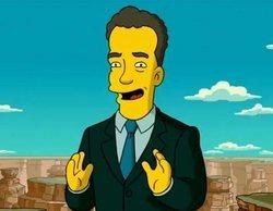'Los Simpson' ya predijo el contagio de Tom Hanks de coronavirus