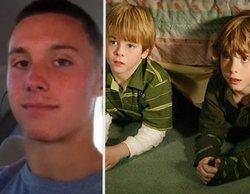 Muere Lorenzo Brino, uno de los gemelos de 'Siete en el paraíso', a los 21 años