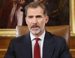El Rey Felipe VI dirigirá un mensaje televisado a la nación por la crisis del coronavirus