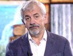 """El emotivo mensaje de Carlos Sobera por el coronavirus: """"Vamos a salir adelante"""""""