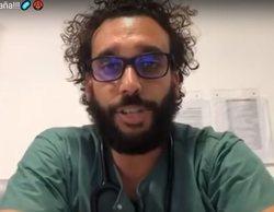 """Quién es y qué pide Jesús Candel """"Spiriman"""", el médico viral del coronavirus"""