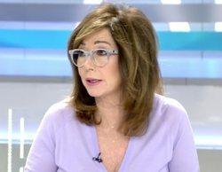 """Ana Rosa Quintana inquieta con su tos: """"¿Se puede confundir coronavirus con alergia?"""""""