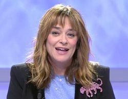 La emotiva despedida de Toñi Moreno tras la cancelación de 'MYHYV' por la crisis del coronavirus