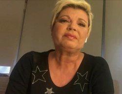 Terelu Campos se derrumba al hablar de la crisis del coronavirus en 'Viva la vida'